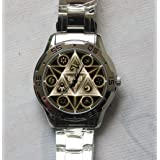 The Legend of Zelda Symbol Logo Custom Metal Sport Watch