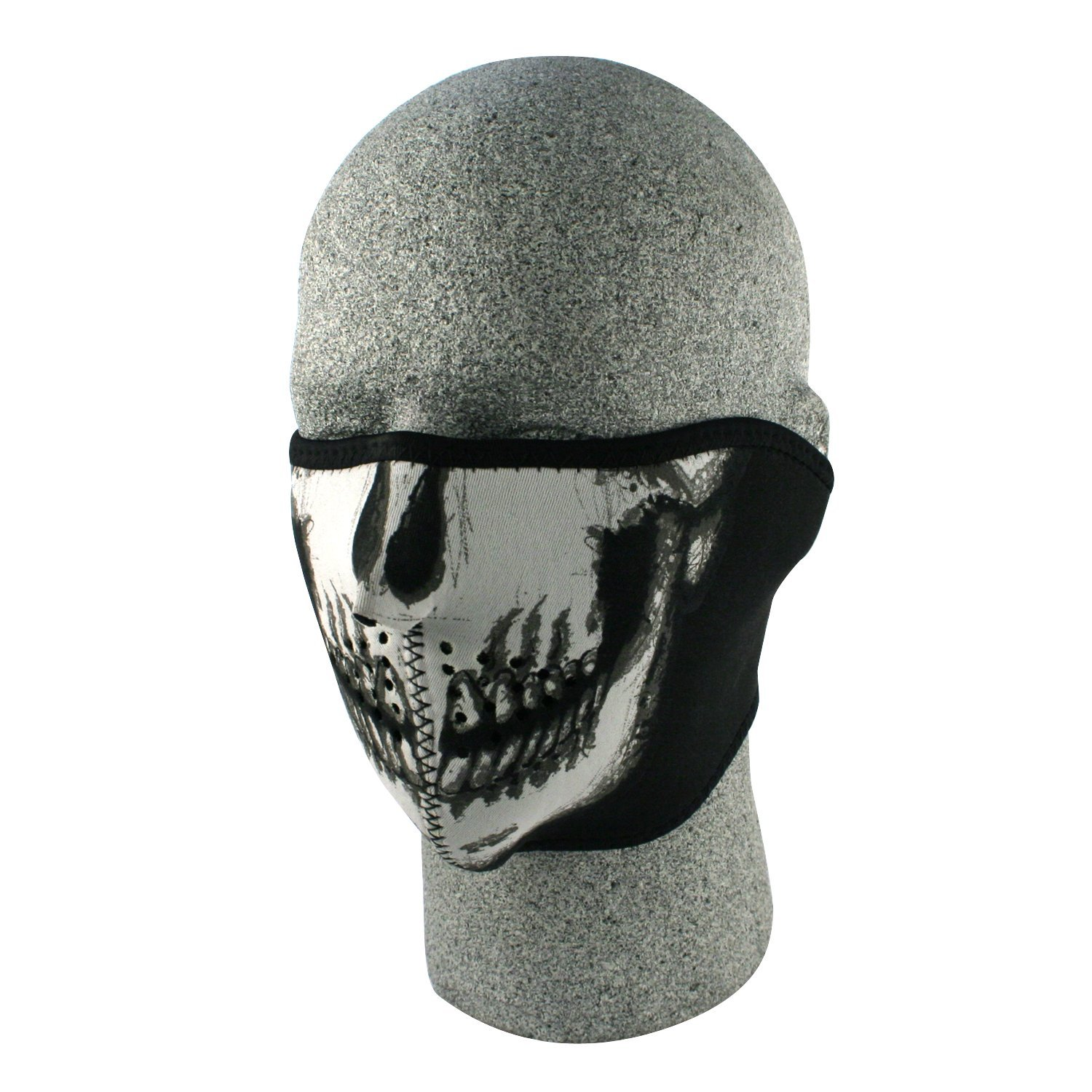 Winter Face Mask Skull Skull Half Face Mask