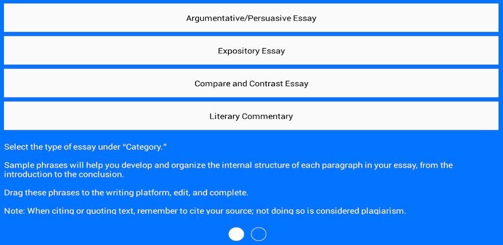 Essay on gps