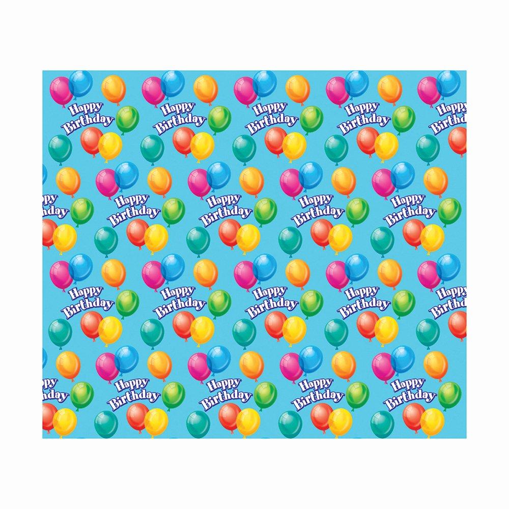 Happy Birthday Party Gift Wrap | Birthday Wikii
