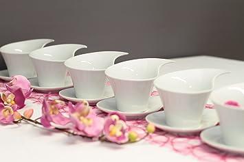 kaffeeservice modern 6 personen bologna 12tlg porzellan geschirr cappuccino size tinas. Black Bedroom Furniture Sets. Home Design Ideas