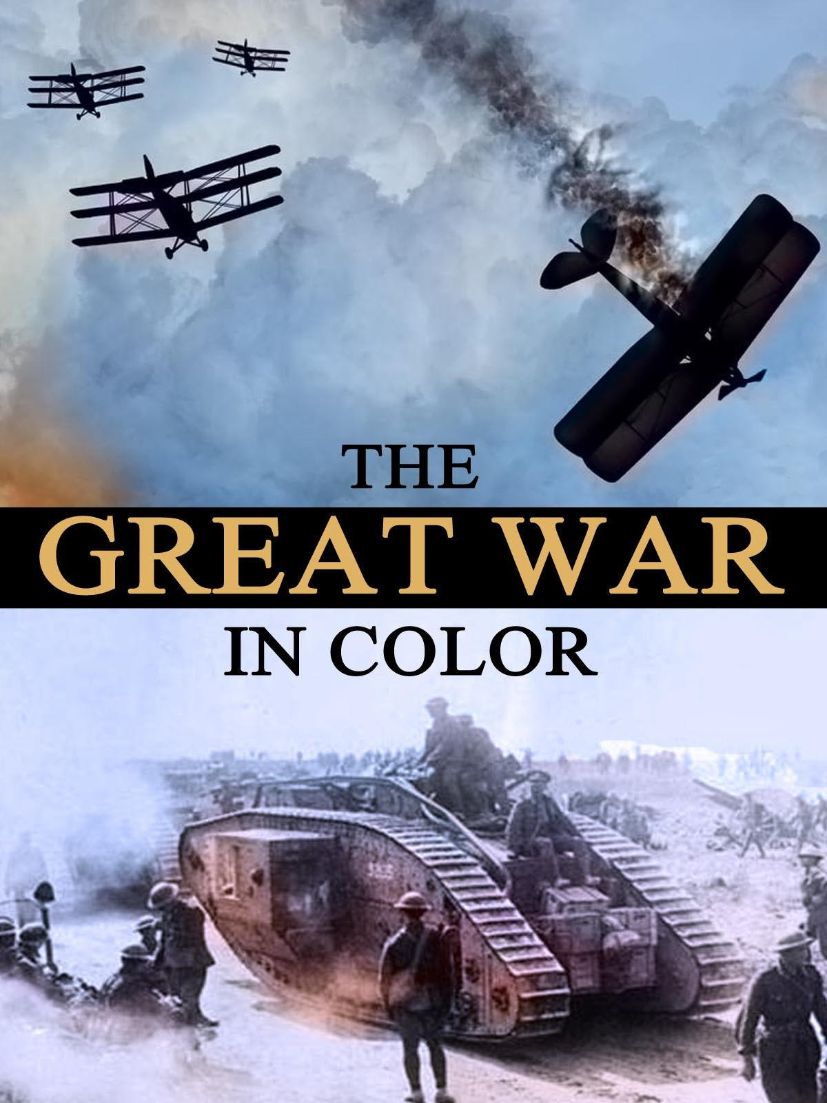 The Great War in Color