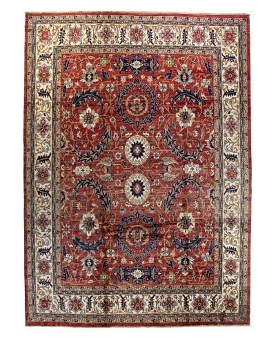 Bashian Rugs Multan Rug, Red, 9' x 12' 5