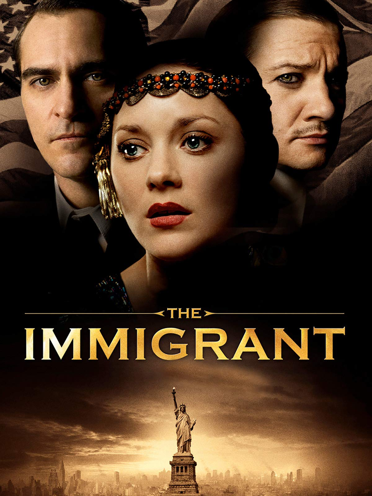 The Immigrant on Amazon Prime Video UK