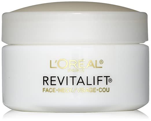 L'Oreal Paris Advanced Revitalift Face and Neck Day Cream Reviews