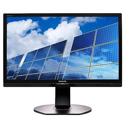 "Philips 241B6QPYEB/00 Ecran PC LED 23,8"" (60,45 cm) 1920 x 1080 14 ms VGA/DVI/HDMI Noir"