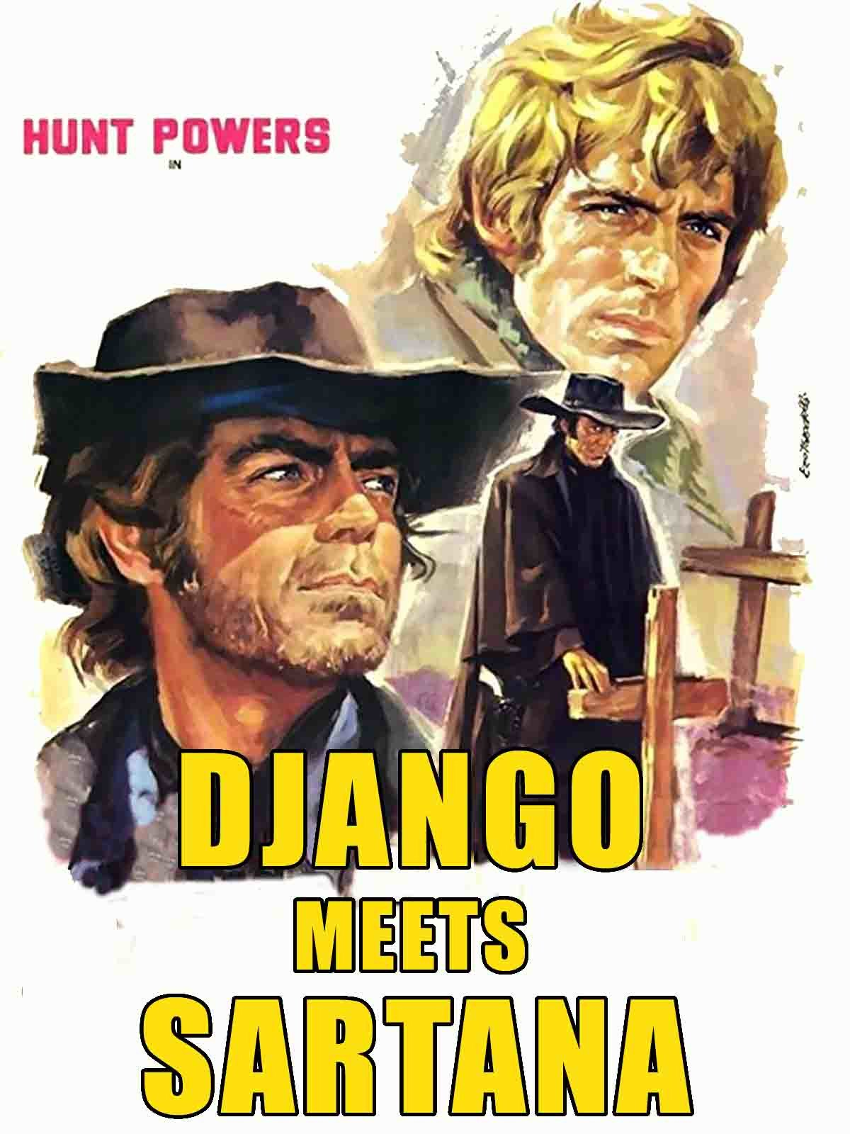 Django Meets Sartana! on Amazon Prime Instant Video UK