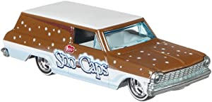 Hot Wheeks Pop Culture 64 Chevy Nova Panel (Color: Multicolor)