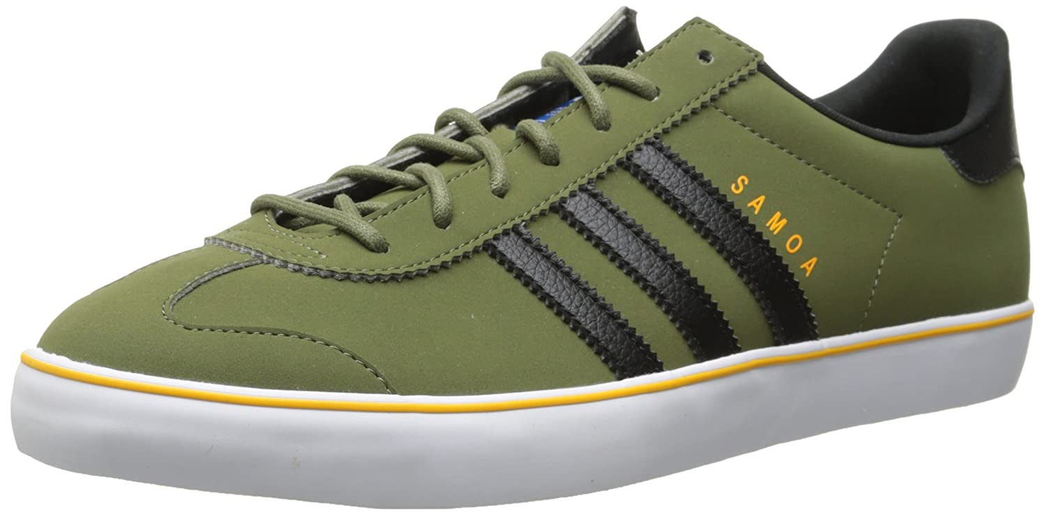 adidas Originals Men's Samoa Vulc Soccer Shoe adidas performance men s predito instinct fg soccer shoe