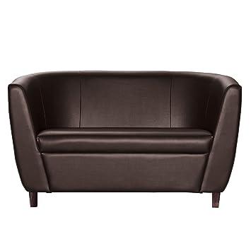 Sofa Preston braun BxTxH=140x64x78,5 cm 1 St.