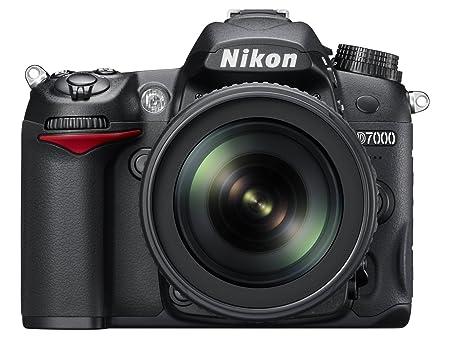 Nikon D7000 Digital SLR Kit w/18-105mm f/3.5-5.6 DX VR Nikkor Lens: Amazon.ca: Camera & Photo