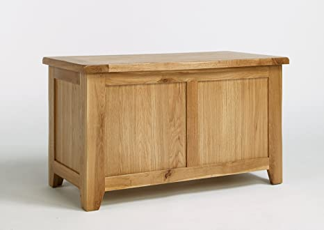 Richmond solid oak bedroom furniture narrow 5 drawer chest tallboy