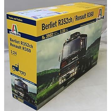 Maquette Berliet R352ch / Renault R360