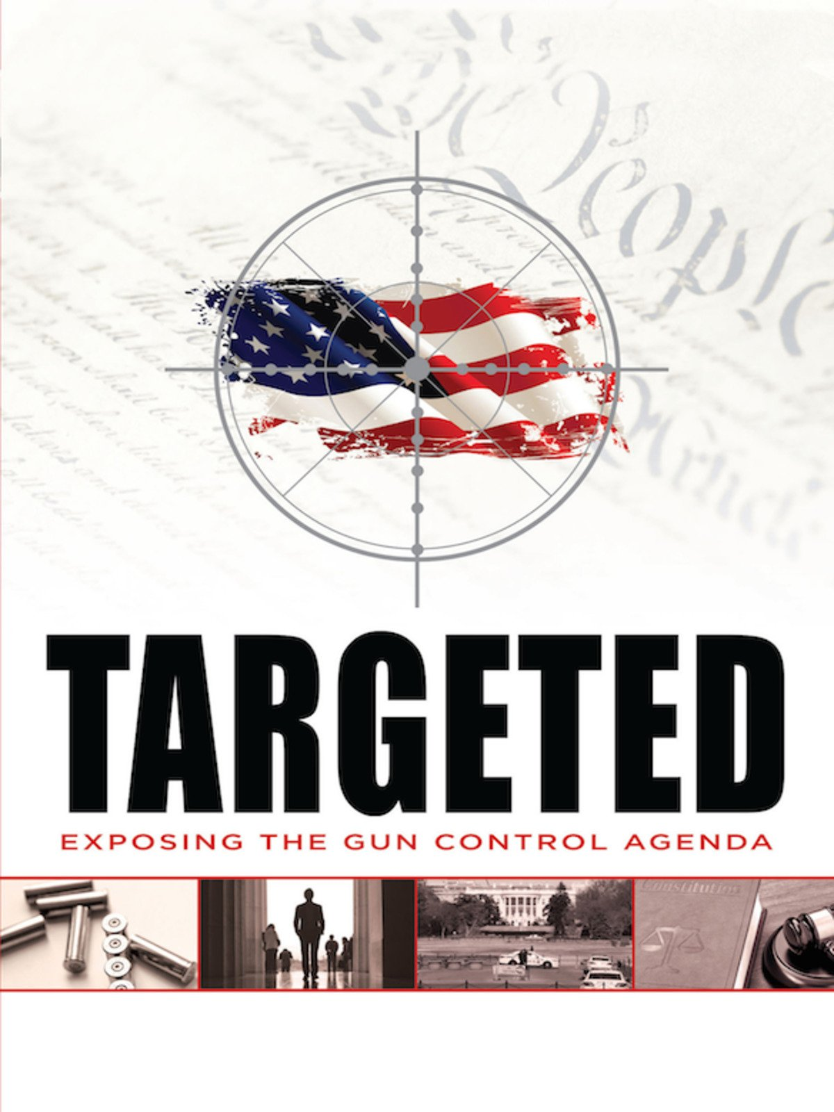 Targeted: Exposing the Gun Control Agenda on Amazon Prime Video UK