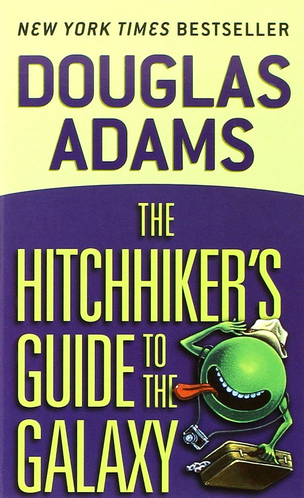 The Hitchhikers Guide to the Galaxy ISBN-13 9780345391803