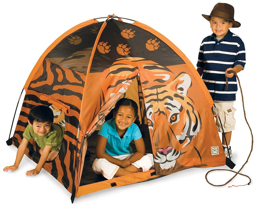 Pacific Play Tents Tigeriffic Tent, Orange by PACIFIC PLAY TENTS bestellen