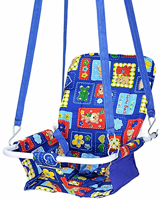 Mothertouch 2-in-1 Swing (Blue)