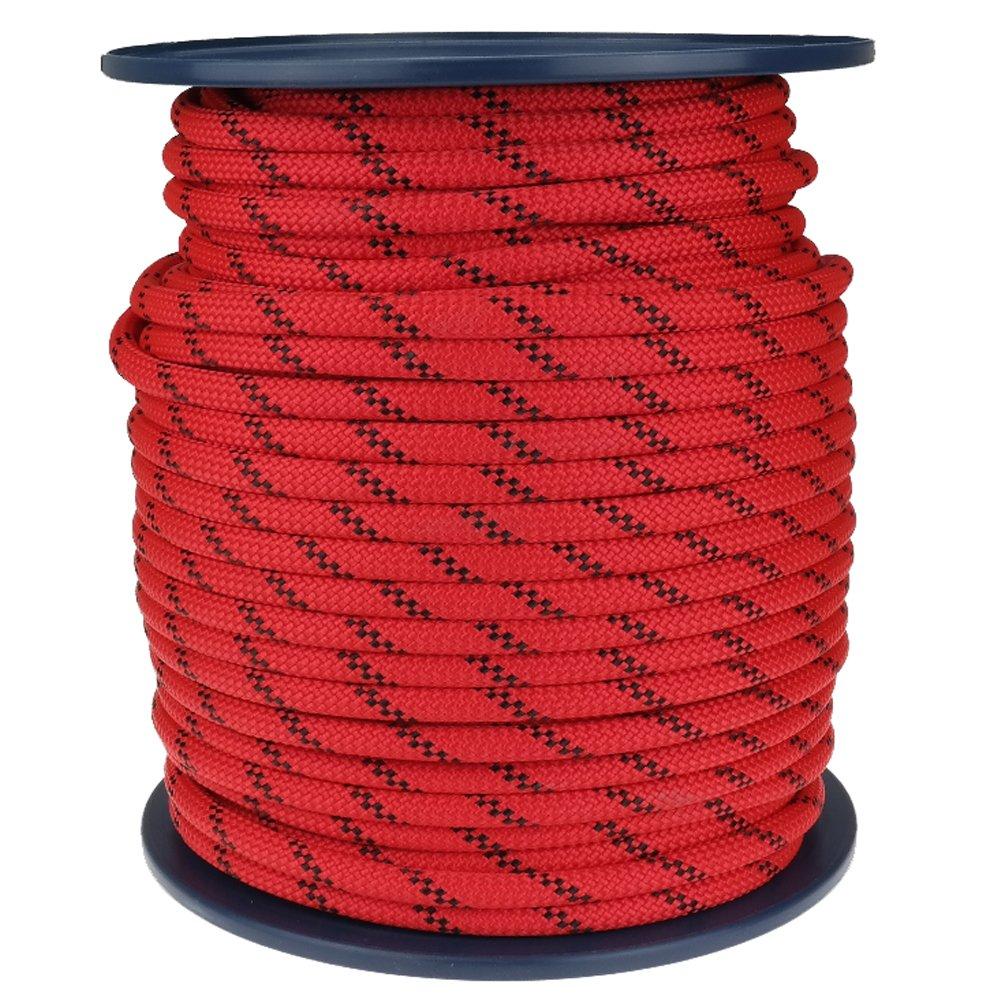 Statikseil Seil Tendon STATIC 10mm 100m rot EN 1891  BaumarktKundenberichte und weitere Informationen