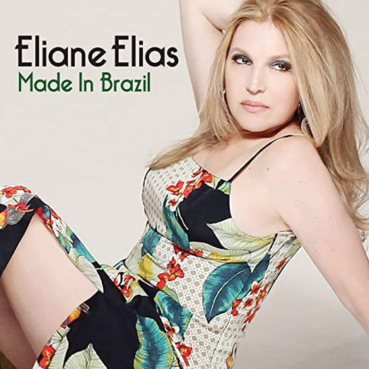 Eliane Elias - Made In Brazil cover