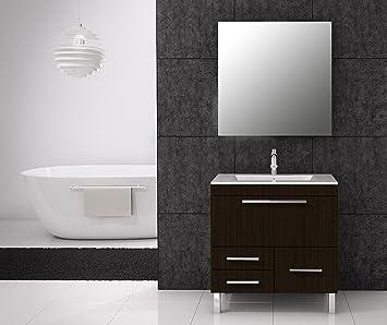 mennza ensemble ensemble de salle de bain londres meuble weng weng 80 cm cuisine. Black Bedroom Furniture Sets. Home Design Ideas
