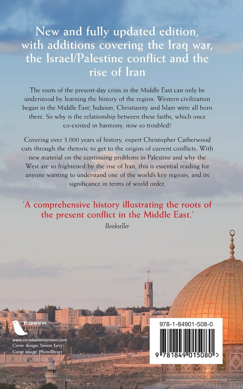 Buy A Brief History Of The Middle East (brief Histories) Book Online At Low  Prices In India  A Brief History Of The Middle East (brief Histories)  Reviews