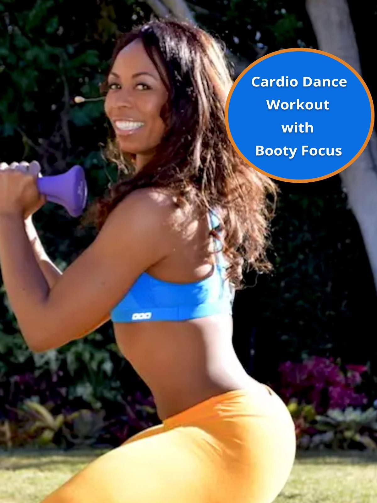 Cardio Dance Workout with Booty Focus