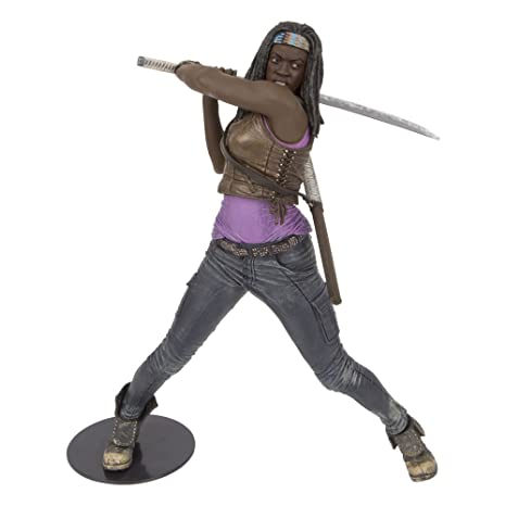 Mc Farlane - Figurine Walking Dead - Michonne TV 25cm - 0787926144741
