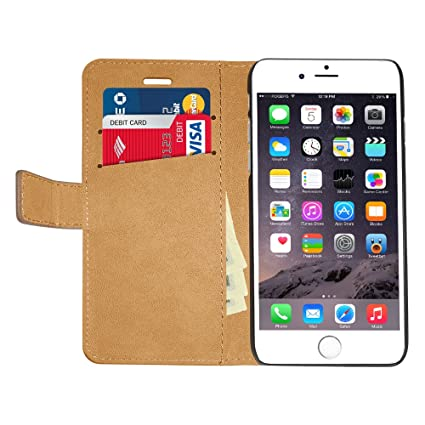 Leather Iphone 6 Wallet For Men Iphone 6 Wallet Case Brown