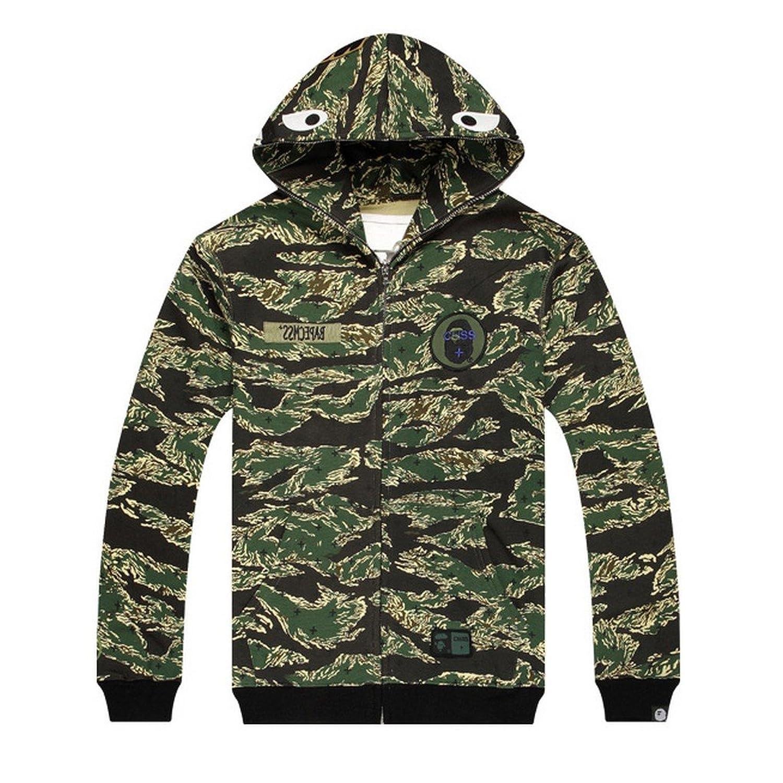 Zokey Men's Cotton Kapuzenpullover Sweater Schwarz LMWY13 online kaufen