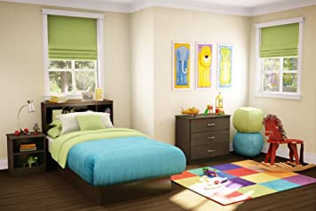 Libra Twin 4 Piece Bedroom Set