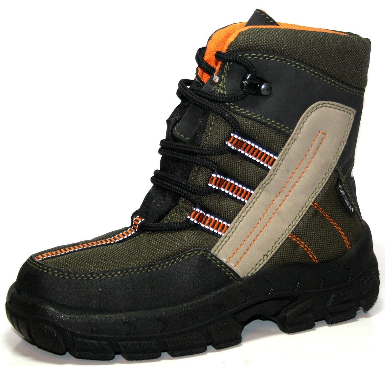 Jela Tex 7749 Kinder Winter Schuhe Jungen Stiefeletten