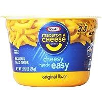 10-Pack Kraft Easy Mac Macaroni & Cheese 2.05oz Cups