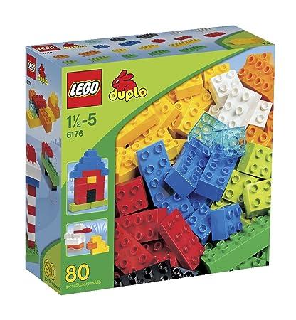 LEGO Duplo - 6176 - Jeu de construction - Boîte de complément de luxe