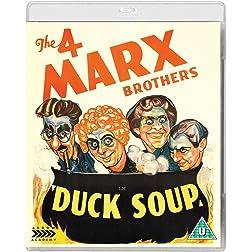 Duck Soup [Blu-ray]