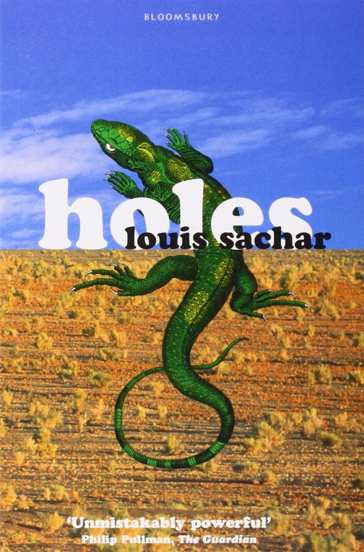 Book report book holes louis sachar
