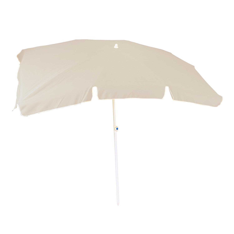 Greemotion, terrassenschirm UV 35+ rechteckig, Weiß, ca. 230 x 150 cm, Höhe: ca. 238 cm kaufen
