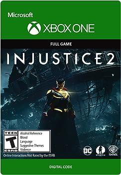 Injustice 2: Standard Edition Xbox One [Digital Code]