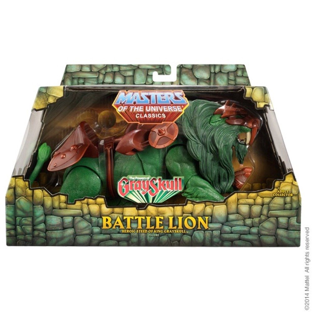 MotU Classics Battle Lion Actionfigur kaufen