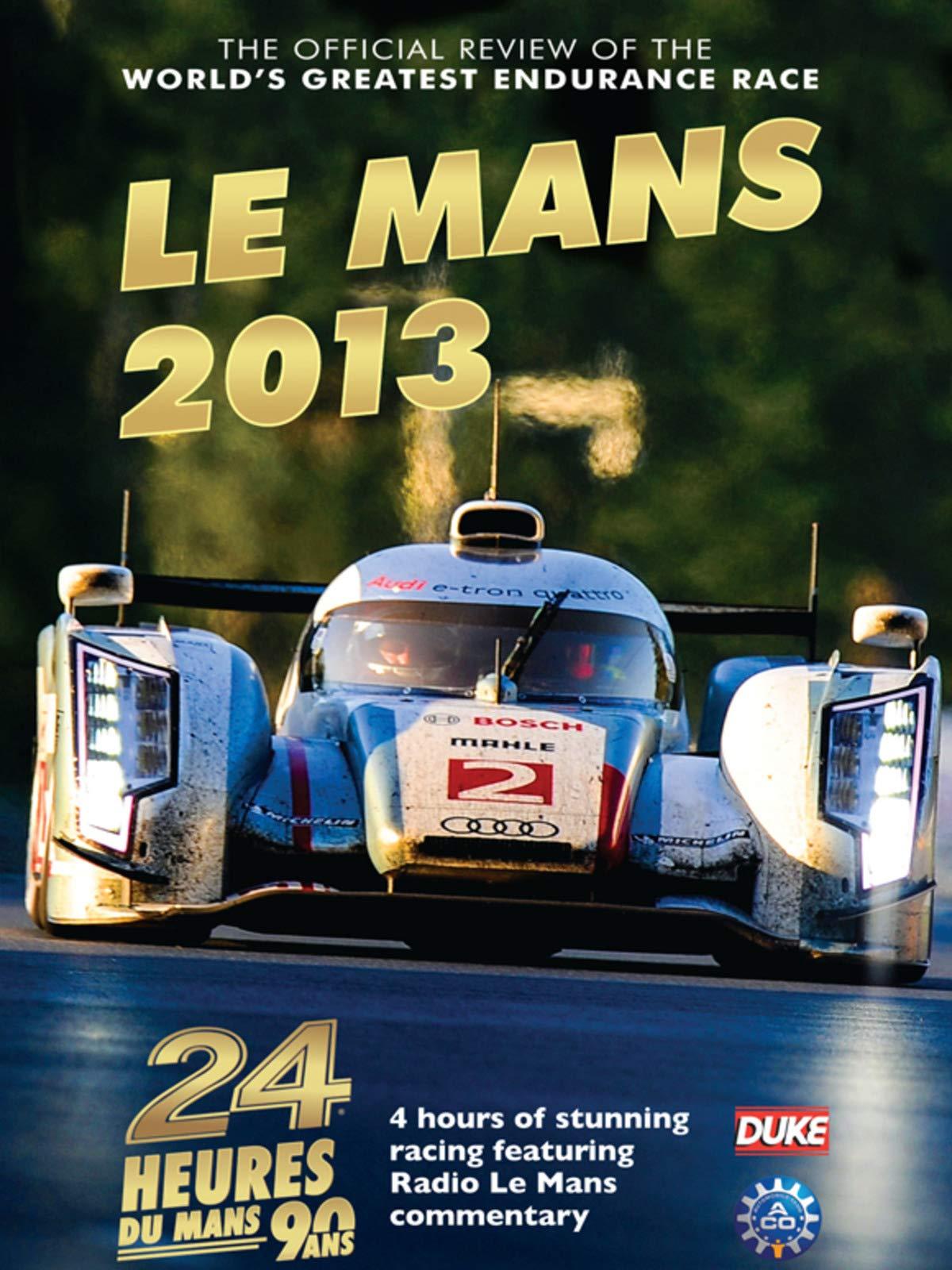 Le Mans 2013 Review