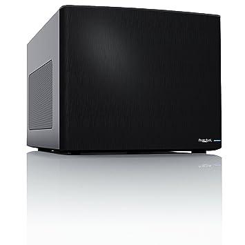 """Fractal FD-CA-NODE-304-BL Boitier PC Design Node ATX, 6 baies 3,5"""", 2 x USB 3.0 Noir"""