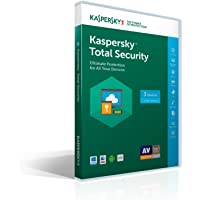 Kaspersky Total Security 2017 - 3 PCs (Key Card)