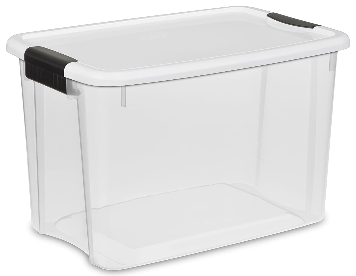 Sterilite Clear Plastic Storage Bins Drawers Stackable