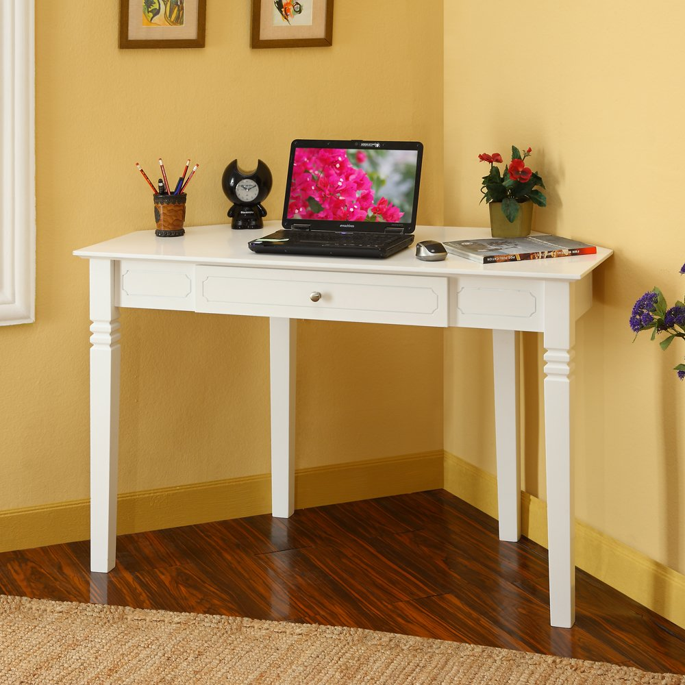 small corner computer writing desks for bedrooms
