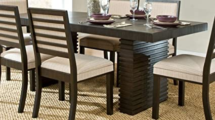 Homelegance Miles Dining Table - Dark Espresso