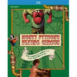Monty Python's Flying Circus: The Complete Series [Blu-ray]