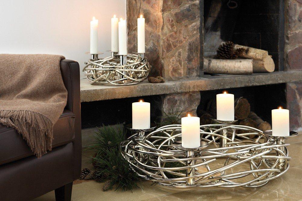 fink corona dekokranz leuchter 40 cm kundenbewertung und. Black Bedroom Furniture Sets. Home Design Ideas
