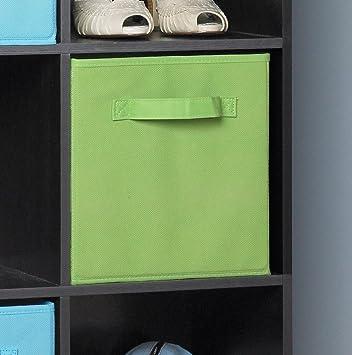 cubeicals tiroir en en tissu vert cuisine maison z538. Black Bedroom Furniture Sets. Home Design Ideas