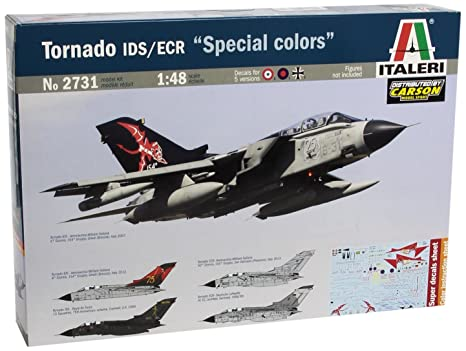 Italeri - I2731 - Maquette - Aviation - Tornado Spécial Colors