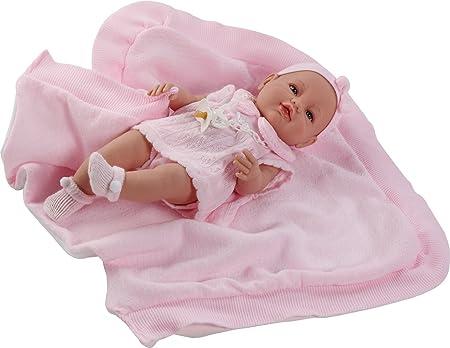 Munecas Berbesa - 5100r - Baby R.n. - Poupée - 42 Cm