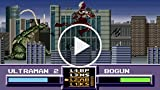 Classic Game Room - ULTRAMAN For Super Nintendo Review